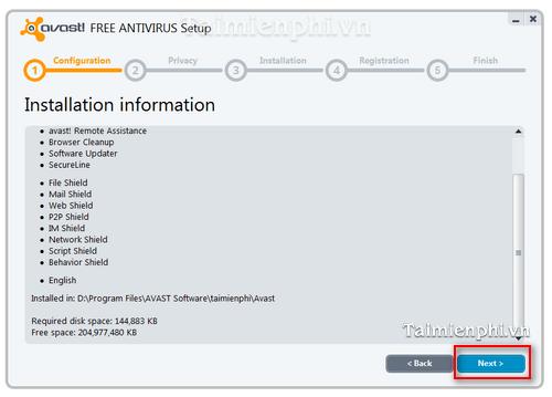 Hướng dẫn cài đặt và sử dụng Avast Free Antivirus diệt virus hiệu quả trên máy tính 14