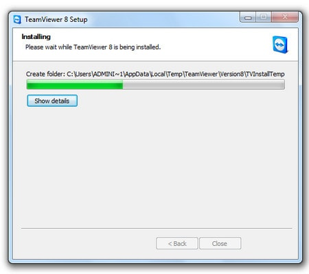 Teamviewer multiple vpn