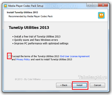 How to install the Media Player Code Pack on WIn 7