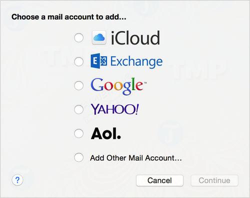 toan tap cach su dung mail tren mac