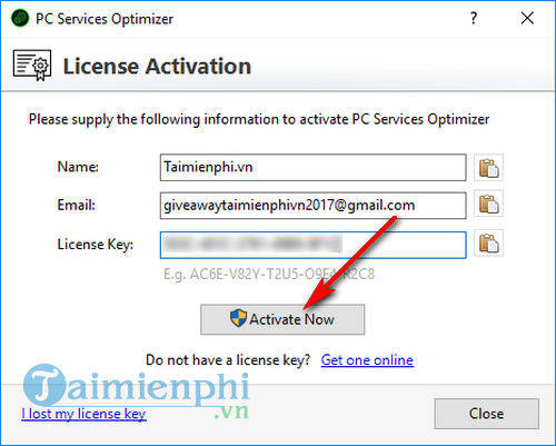 giveaway you are free to use pc services optimizer optimizer 3