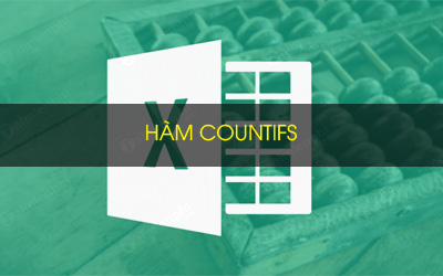 ham countifsf trong excel