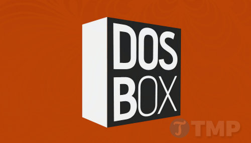 cach dung dosbox chay game ung dung cu dos