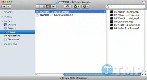 Cách mở file ZIP trên Macbook