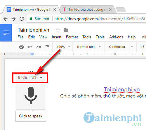 How to edit your text in the same way using google docs and google translate 4