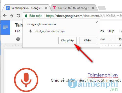 cach soan van ban bang giong noi bang google docs va google dich 6