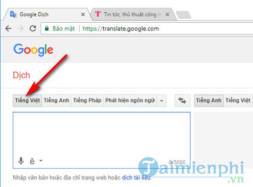 How to edit your text in the same way using google docs and google translation 8