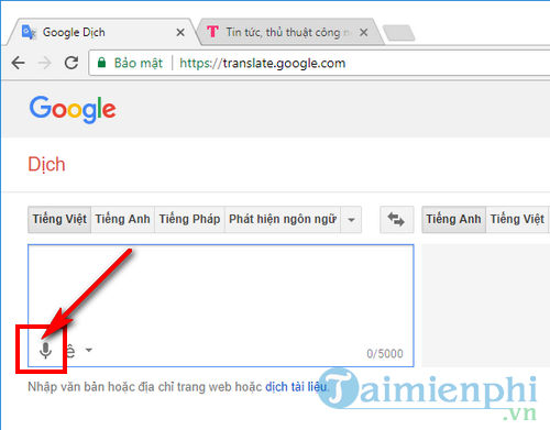 How to edit your problem in the same way using google docs and google translation 9