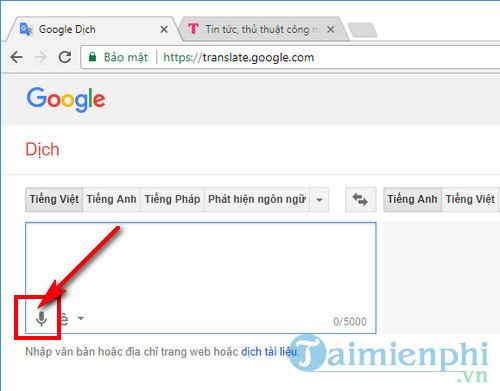 cach soan van ban bang giong noi bang google docs va google dich 9