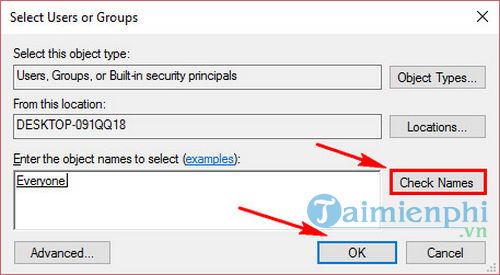 Fix error 2203 when installing Office 2010 9