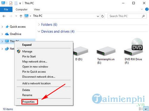 Cách kiểm tra Windows 10 đã Active chưa
