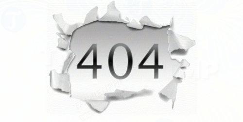 loi 404 not found va mot so loi http pho bien