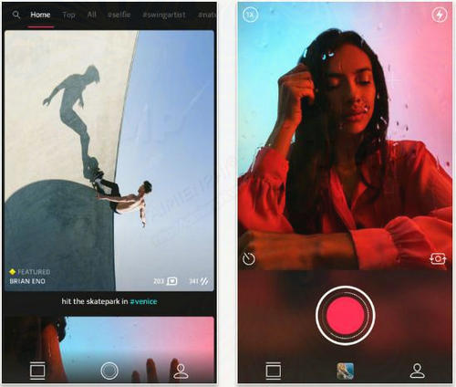 microsoft mua ung dung iphone va android tao anh live photo