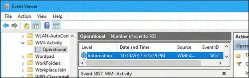 WMI Provider Host (WmiPrvSE.exe) là gì? Tại sao lại chiếm dụng nhiều CPU? 5