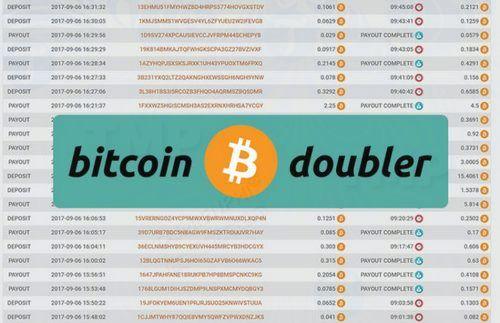 bitcoin doubler nen tang giao dich bitcoin lua dao