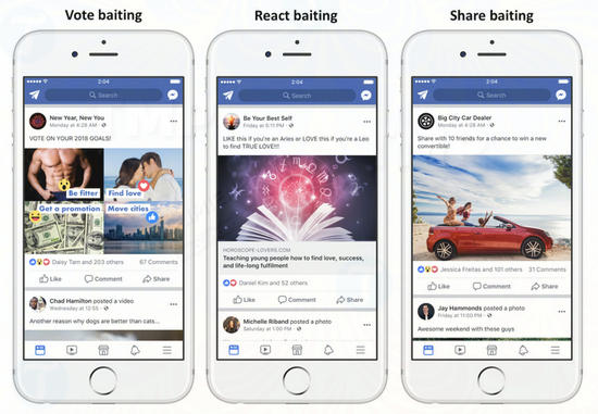 facebook ngan chan cac fanpage cau tuong tac