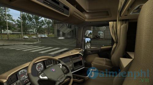 chơi euro truck simulator