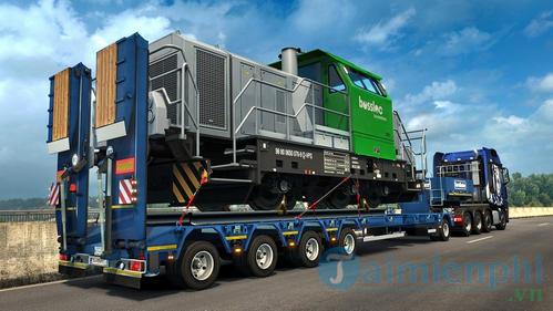 chơi game euro truck simulator