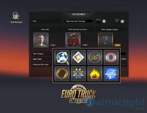 cach choi euro truck simulator 2