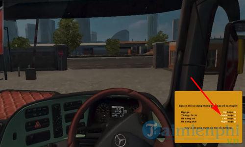 choi euro truck simulator 2 tren may tinh