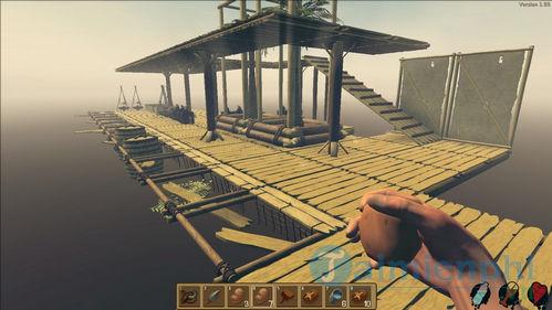 Hướng dẫn cách tải và cài đặt game Raft 10