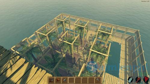 Hướng dẫn cách tải và cài đặt game Raft 11