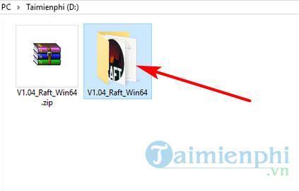 Hướng dẫn cách tải và cài đặt game Raft 2