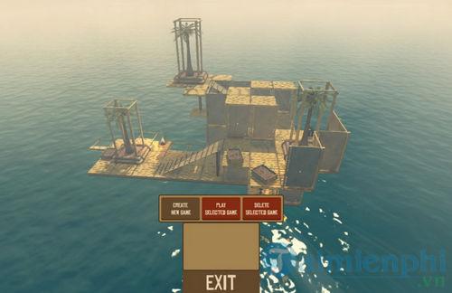 Hướng dẫn cách tải và cài đặt game Raft 5