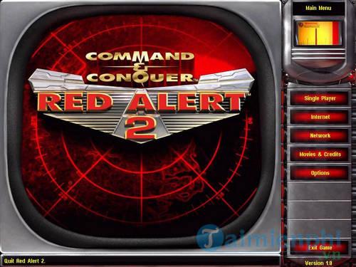 Hướng dẫn tải và cài game Red Alert 2 trên Windows 10 15