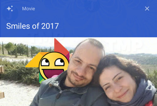 nhin lai 1 nam voi video smiles of 2017 cua google photos