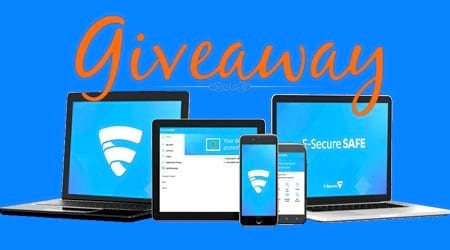 giveaway ban quyen mien phi f secure safe diet virus bao ve may tinh