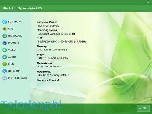 giveaway black bird system info pro kiem tra phan cung may tinh 4