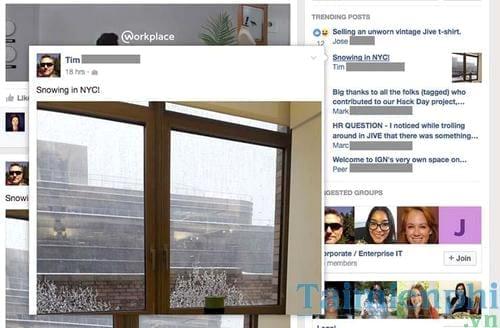 Facebook Workplace là gì? tìm hiểu chi phí, cách sử dụng 4