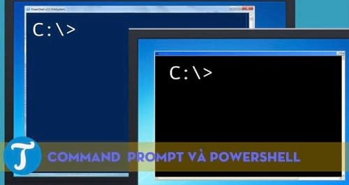 su khac nhau giua command prompt va windows powershell 4