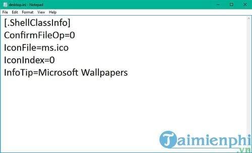 Desktop.ini trên Windows là gì? có phải virus không? xóa được không? 3