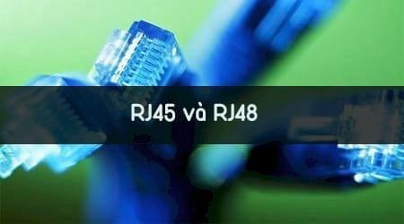 su khac nhau giua cong mang rj45 va rj48