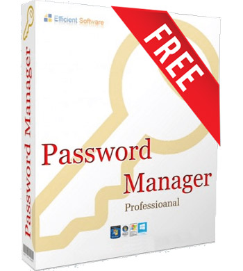 Register with Efficient Password Manager Pro license