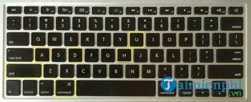 Tổng hợp phím tắt Macbook hay sử dụng