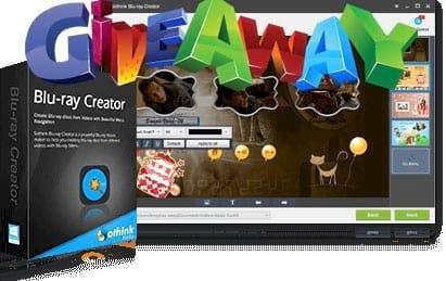 giveaway free license license sothink blu ray creator create blu ray address