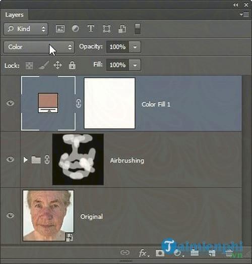 Cách chỉnh sửa và làm đẹp da trong Photoshop