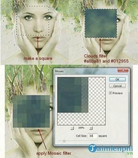 cach tao hieu ung watercolor cho anh bang photoshop 20