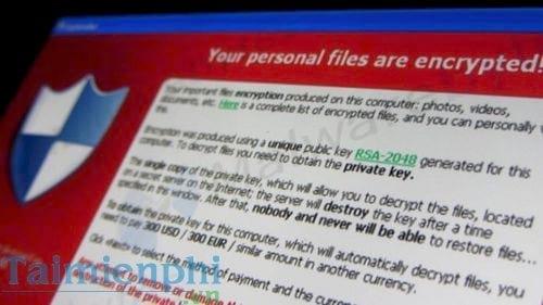 ransomware la gi cach bao ve thiet bi cua ban khong bi ransomware 4
