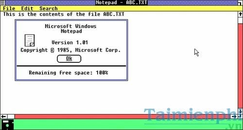 Differences between notepad and worpad in windows 5