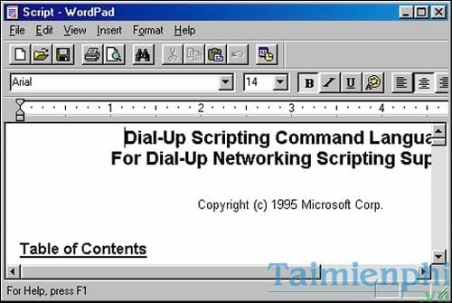 Differences between notepad and worpad in windows 6