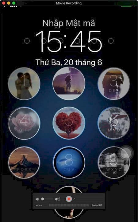 cach quay man hinh iphone tren may tinh va mac 3