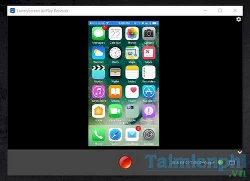 cach quay man hinh iphone tren may tinh va mac 6