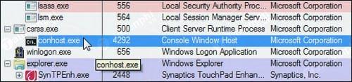 Conhost.exe là gì? Tại sao lại chạy trên máy tính? 3