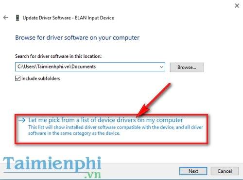 Cách sửa lỗi Touchpad trên máy tính Lenovo chạy Windows 10