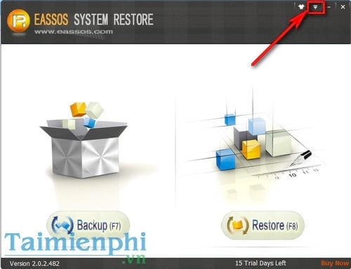 giveaway ban quyen mien phi eassos system restore sao luu va khoi phuc he thong 4