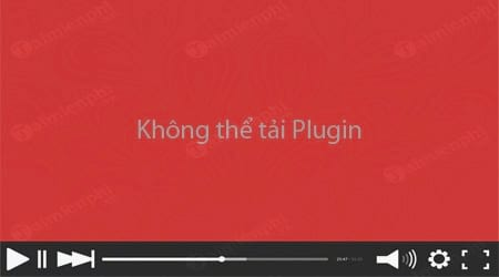 sua loi khong the tai plugin tren chrome plugin flash